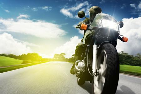 Intensivtraining Motorrad