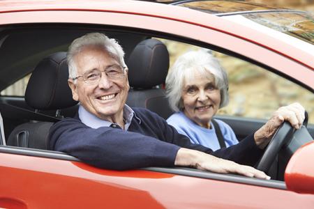Seniorenfahrtraining