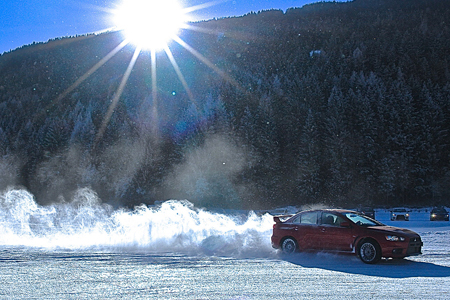 PKW Winter-Drifttraining